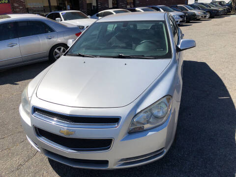 2011 Chevrolet Malibu for sale at HW Auto Wholesale in Norfolk VA
