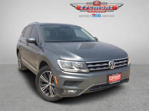 2019 Volkswagen Tiguan for sale at Rocky Mountain Commercial Trucks in Casper WY