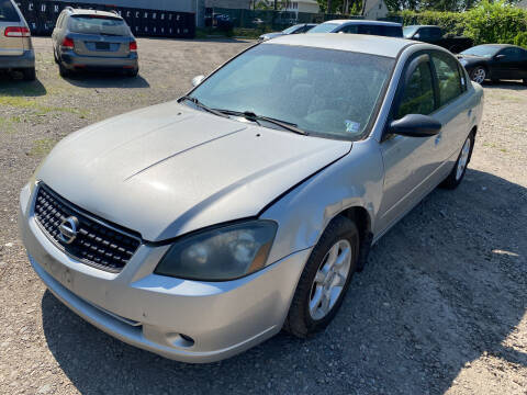 2006 Nissan Altima for sale at MFT Auction in Lodi NJ