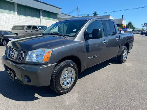 2006 Nissan Titan for sale at Vista Auto Sales in Lakewood WA