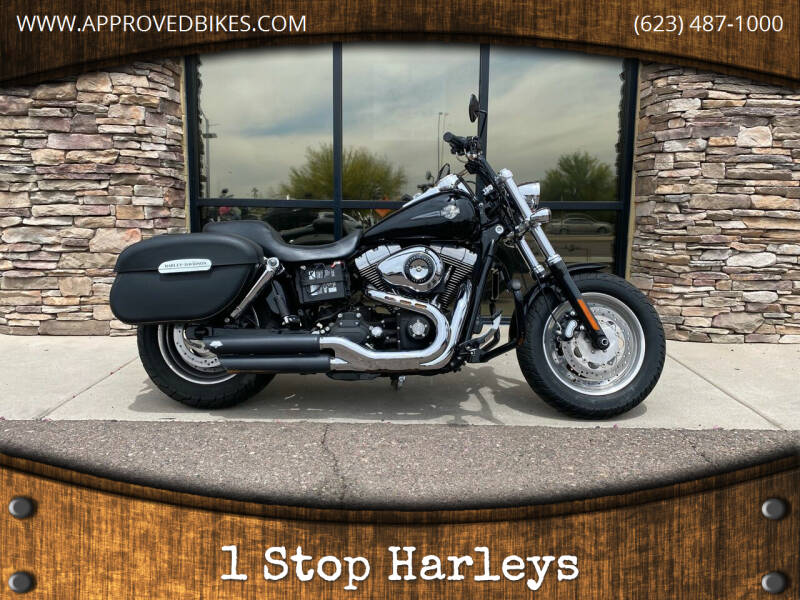 2011 Harley-Davidson Fat BoB for sale at 1 Stop Harleys in Peoria AZ