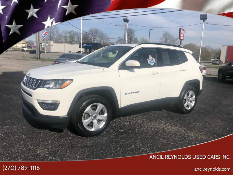 2018 Jeep Compass for sale at Ancil Reynolds Used Cars Inc. in Campbellsville KY