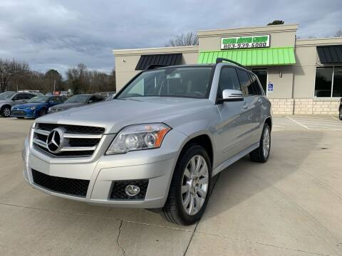 2011 Mercedes-Benz GLK for sale at Cross Motor Group in Rock Hill SC