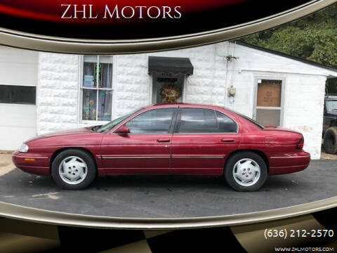 1995 Chevrolet Lumina for sale at ZHL Motors in House Springs MO