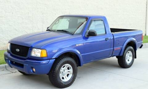 2003 Ford Ranger for sale at Raleigh Auto Inc. in Raleigh NC