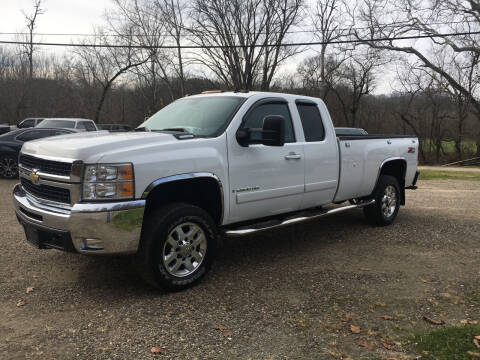 2007 Chevrolet Silverado 2500HD for sale at DONS AUTO CENTER in Caldwell OH