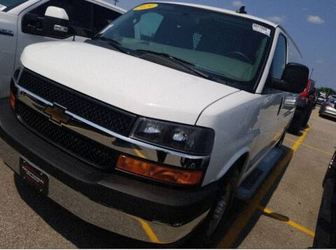 2020 Chevrolet Express Cargo for sale at NEO Car Sales in Dundee OH