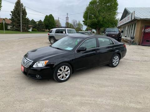 2008 Toyota Avalon for sale at GREENFIELD AUTO SALES in Greenfield IA