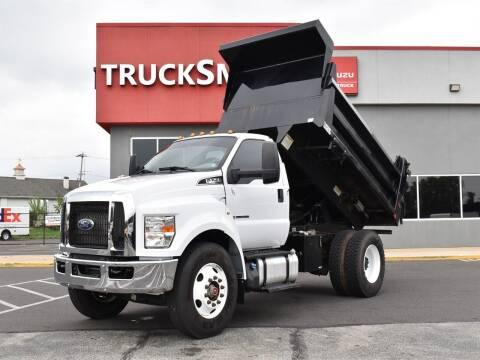 2019 Ford F-750 Super Duty for sale at Trucksmart Isuzu in Morrisville PA