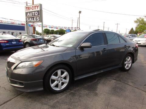 2008 Toyota Camry for sale at TRI CITY AUTO SALES LLC in Menasha WI