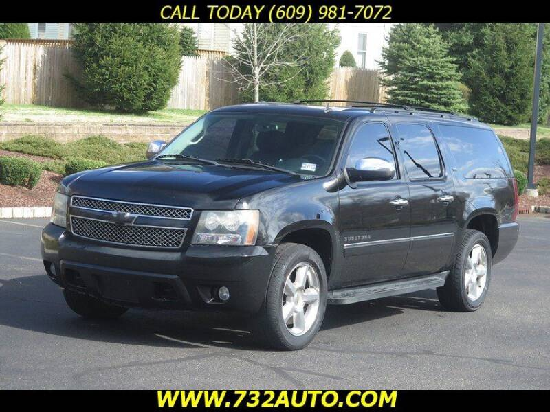 2010 Chevrolet Suburban for sale at Absolute Auto Solutions in Hamilton NJ