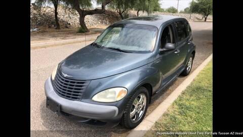 2002 Chrysler PT Cruiser for sale at Noble Motors in Tucson AZ