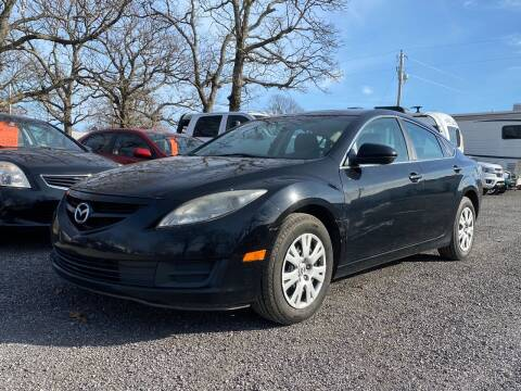 2009 Mazda MAZDA6 for sale at TINKER MOTOR COMPANY in Indianola OK