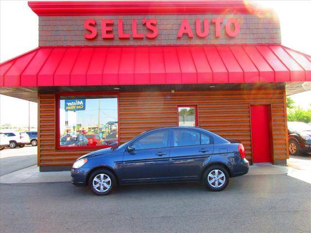 2008 Hyundai Accent for sale at Sells Auto INC in Saint Cloud MN