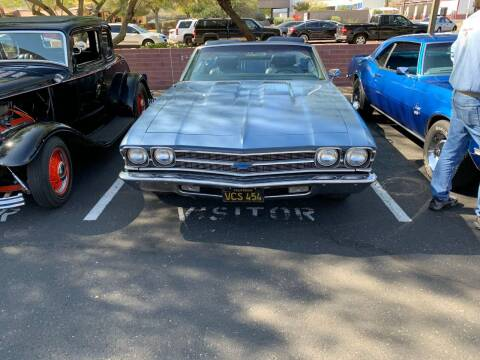 1969 Chevrolet Chevelle for sale at AZ Classic Rides in Scottsdale AZ