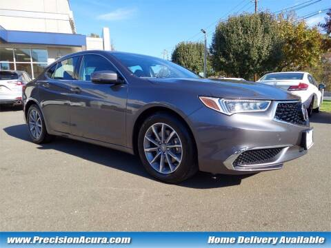 2018 Acura TLX for sale at Precision Acura of Princeton in Lawrenceville NJ