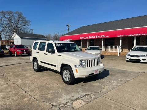 2010 Jeep Liberty for sale at Taylor Auto Sales Inc in Lyman SC