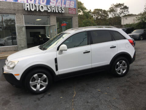 2012 Chevrolet Captiva Sport for sale at King Auto Sales INC in Medford NY