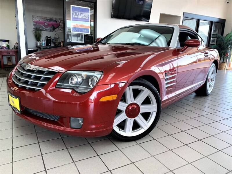 2005 Chrysler Crossfire for sale at SAINT CHARLES MOTORCARS in Saint Charles IL