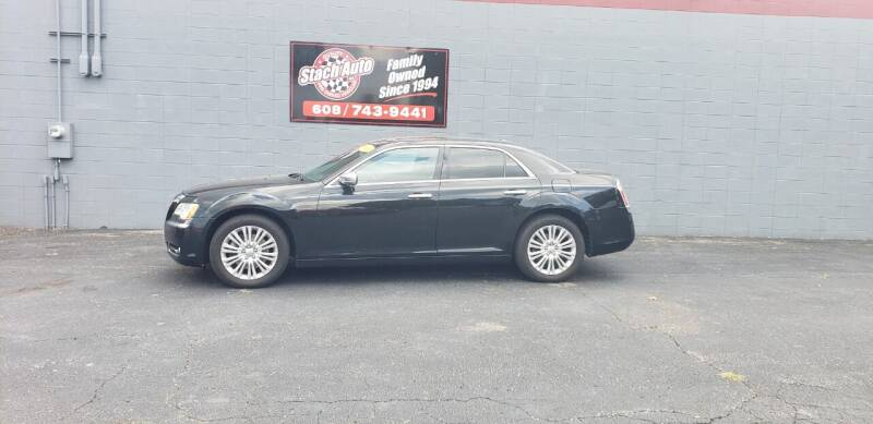 2013 Chrysler 300 for sale at Stach Auto in Janesville WI