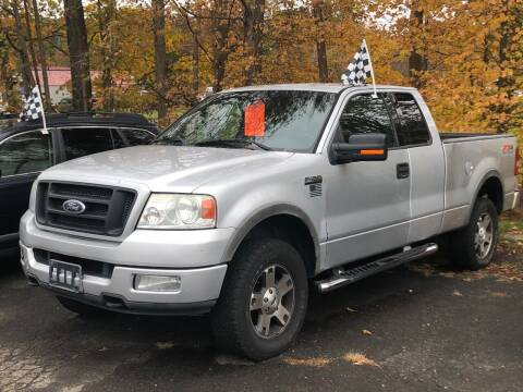 2004 Ford F-150 for sale at Volpe Preowned in North Branford CT