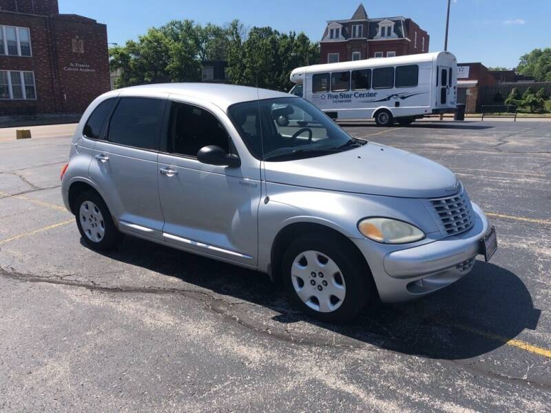 2005 Chrysler PT Cruiser for sale at DC Auto Sales Inc in Saint Louis MO