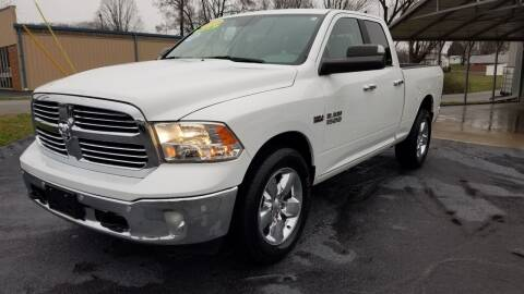 2017 RAM Ram Pickup 1500 for sale at Moores Auto Sales in Greeneville TN