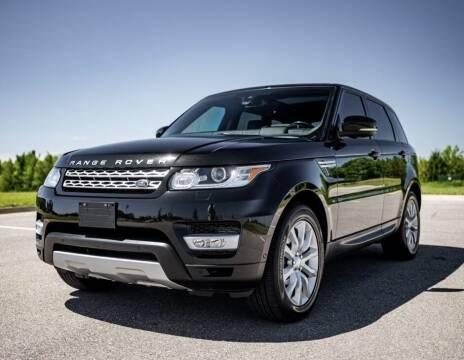 2016 Land Rover Range Rover Sport for sale at GTC Motors in San Antonio TX