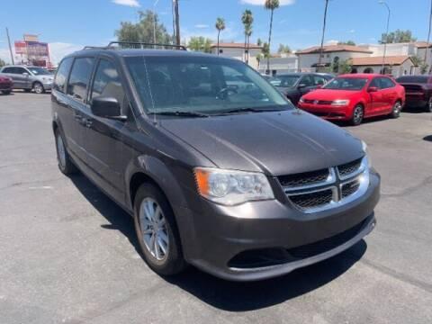 2015 Dodge Grand Caravan for sale at Brown & Brown Wholesale in Mesa AZ