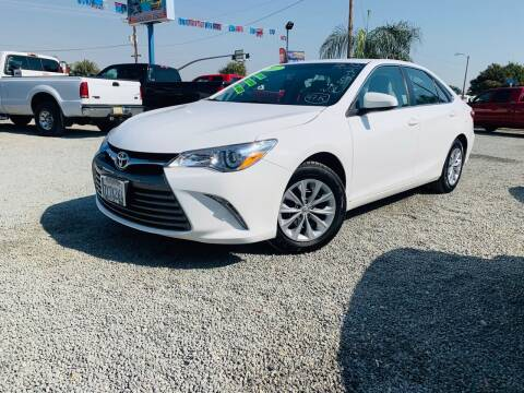2017 Toyota Camry for sale at LA PLAYITA AUTO SALES INC - Tulare Lot in Tulare CA