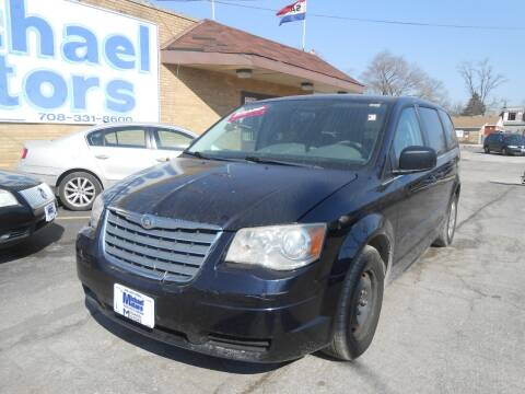 2010 Chrysler Town and Country for sale at Michael Motors in Harvey IL