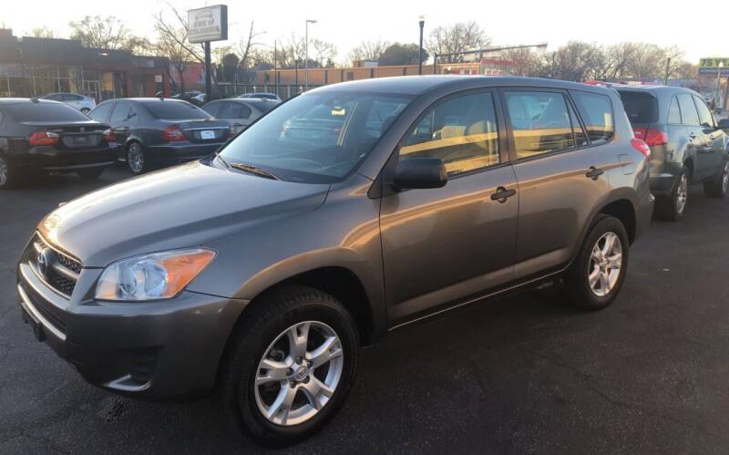 2010 Toyota RAV4 for sale at BWK of Columbia in Columbia SC