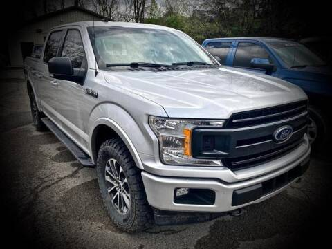 2019 Ford F-150 for sale at Carder Motors Inc in Bridgeport WV