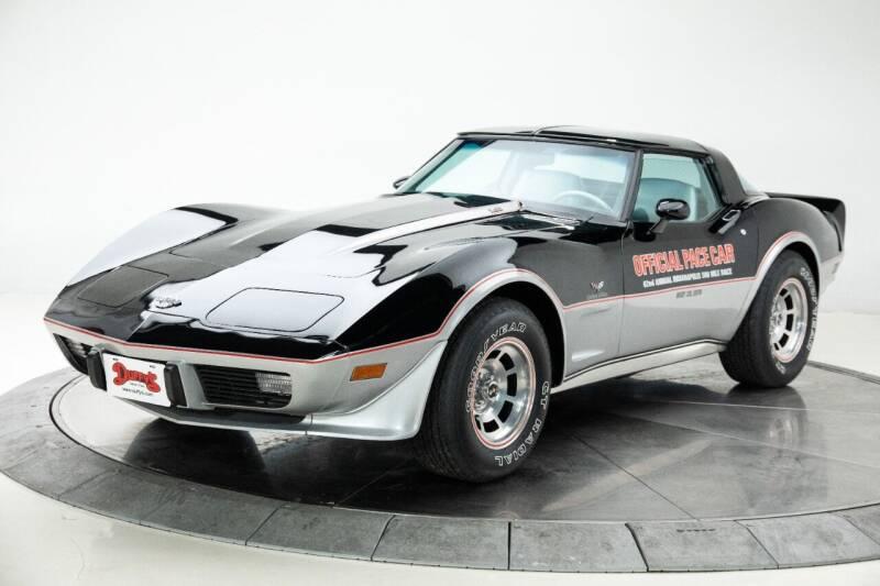 1978 Chevrolet Corvette for sale at Duffy's Classic Cars in Cedar Rapids IA