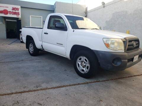 2007 Toyota Tacoma for sale at Joy Motors in Los Angeles CA