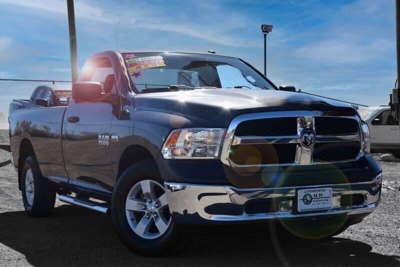2018 RAM Ram Pickup 1500 for sale in Reno, NV