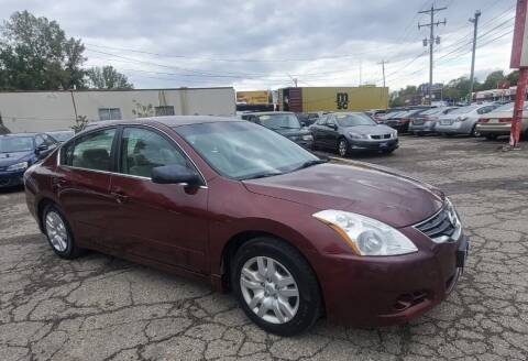 2010 Nissan Altima for sale at Nile Auto in Columbus OH