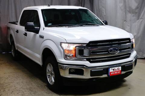 2019 Ford F-150 for sale at Fincher's Texas Best Auto & Truck Sales in Tomball TX