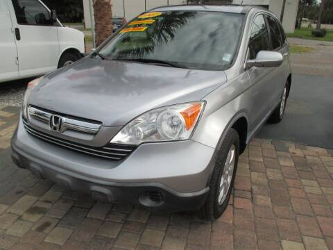 2007 Honda CR-V for sale at Affordable Auto Motors in Jacksonville FL