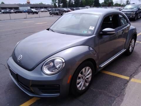 2019 Volkswagen Beetle for sale at Cj king of car loans/JJ's Best Auto Sales in Troy MI
