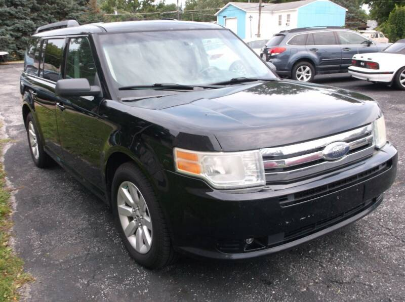 2009 Ford Flex for sale at Straight Line Motors LLC in Fort Wayne IN