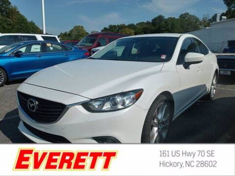 2017 Mazda MAZDA6 for sale at Everett Chevrolet Buick GMC in Hickory NC