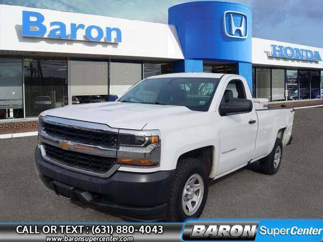 2016 Chevrolet Silverado 1500 for sale at Baron Super Center in Patchogue NY