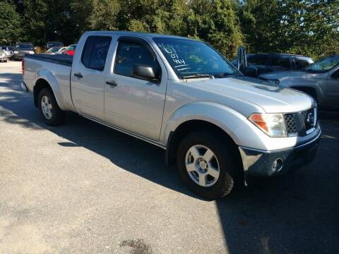 2007 Nissan Frontier for sale at Auto Brokers of Milford in Milford NH