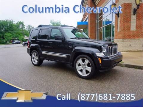 2012 Jeep Liberty for sale at COLUMBIA CHEVROLET in Cincinnati OH