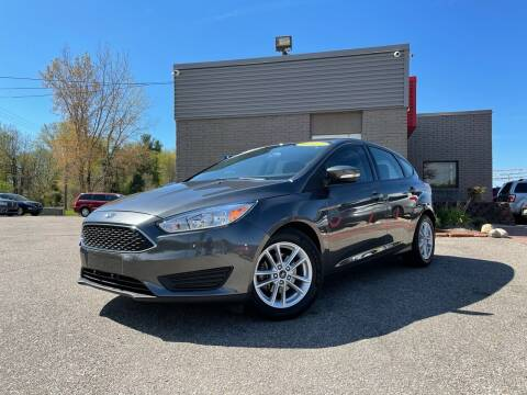 2017 Ford Focus for sale at George's Used Cars - Telegraph in Brownstown MI