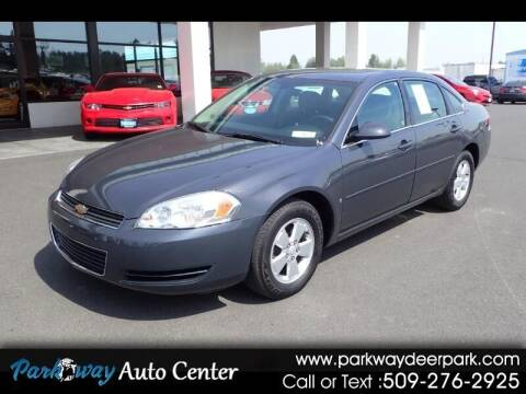 2008 Chevrolet Impala for sale at PARKWAY AUTO CENTER AND RV in Deer Park WA