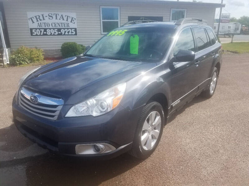 2012 Subaru Outback for sale at Tri State Auto Center in La Crescent MN