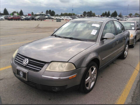 2004 Volkswagen Passat for sale at HW Used Car Sales LTD in Chicago IL
