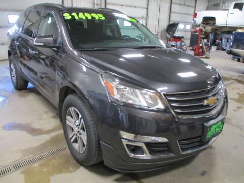 2016 Chevrolet Traverse for sale at Granite Auto Sales in Redgranite WI
